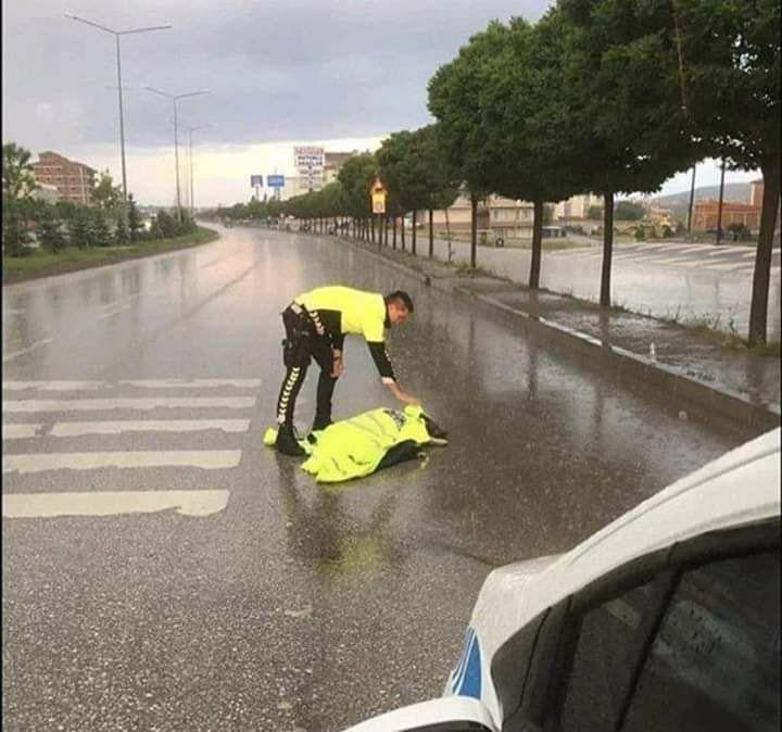 YOZGAT' TA İŞTE TÜRK POLİSİ !!