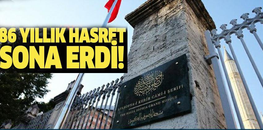 YARIN RESMEN 29 MAYIS 1453 FETHİN SEMBOLÜNE DÖNÜLECEK!!