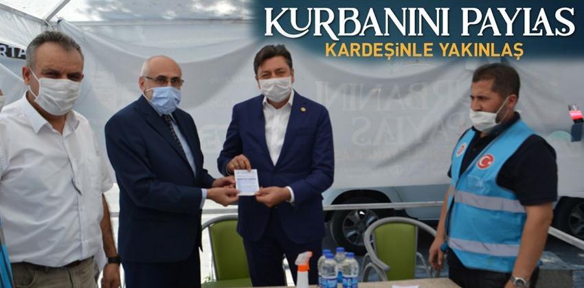 Türkiye Diyanet Vakfı / TDV Vekâletle Kurban Organizasyonu'na destek artarak devam ediyor
