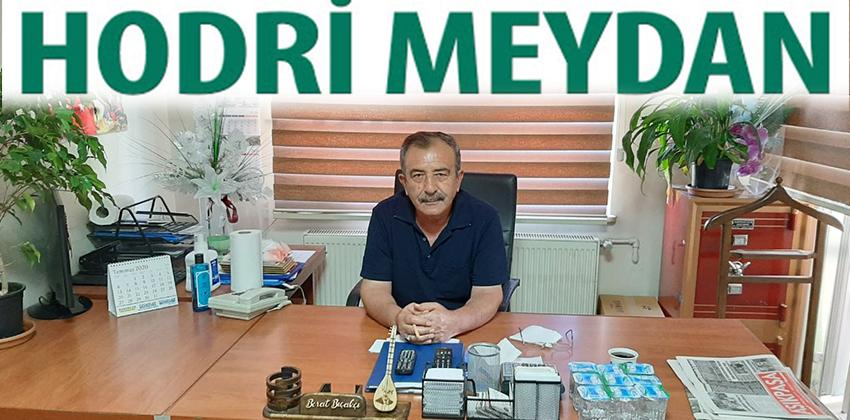 BERAT BICAKÇI, HODRİ MEYDAN DEDİ !!
