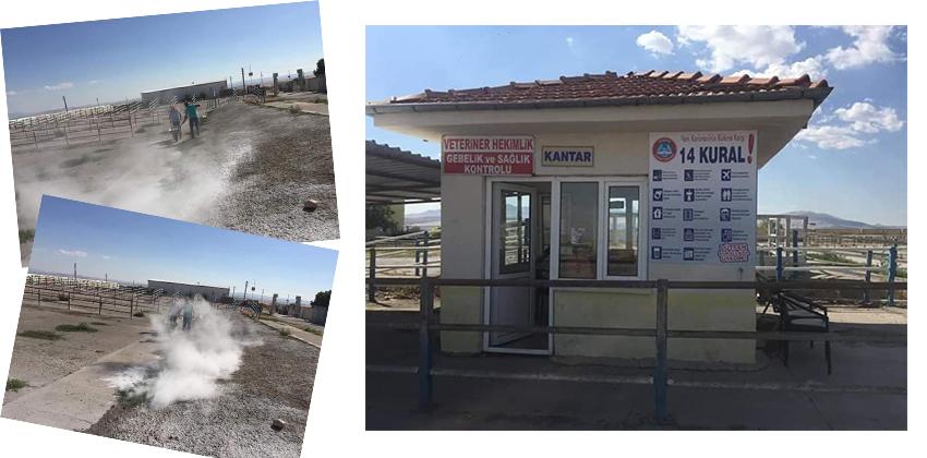 Kırşehir Ticaret Borsası Bayram Hazırlıklarına Başladı!!
