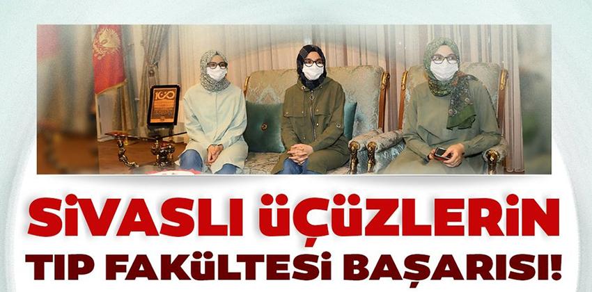 TÜRKİYE'DE VE DÜNYADA BİR İLK!! ÜÇÜZLER TIP FAKÜLTESİNİ KAZANDI