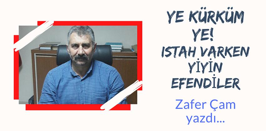 İŞTAH VARKEN YİYİN EFENDİLER!!
