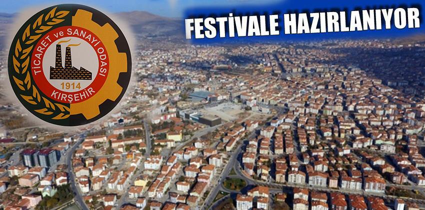 KIRŞEHİR ALIŞVERİŞ FESTİVALİNE HAZIRLANIYOR !!