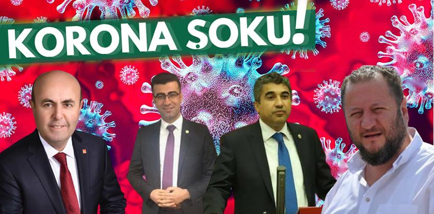 CHP KIRŞEHİR'DE KORONA ALARMI