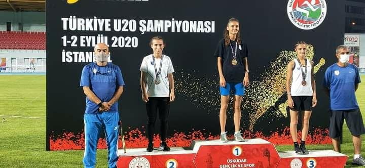 URKUŞ IŞIK BALKAN ŞAMPIYONASINA KATILIYOR !!