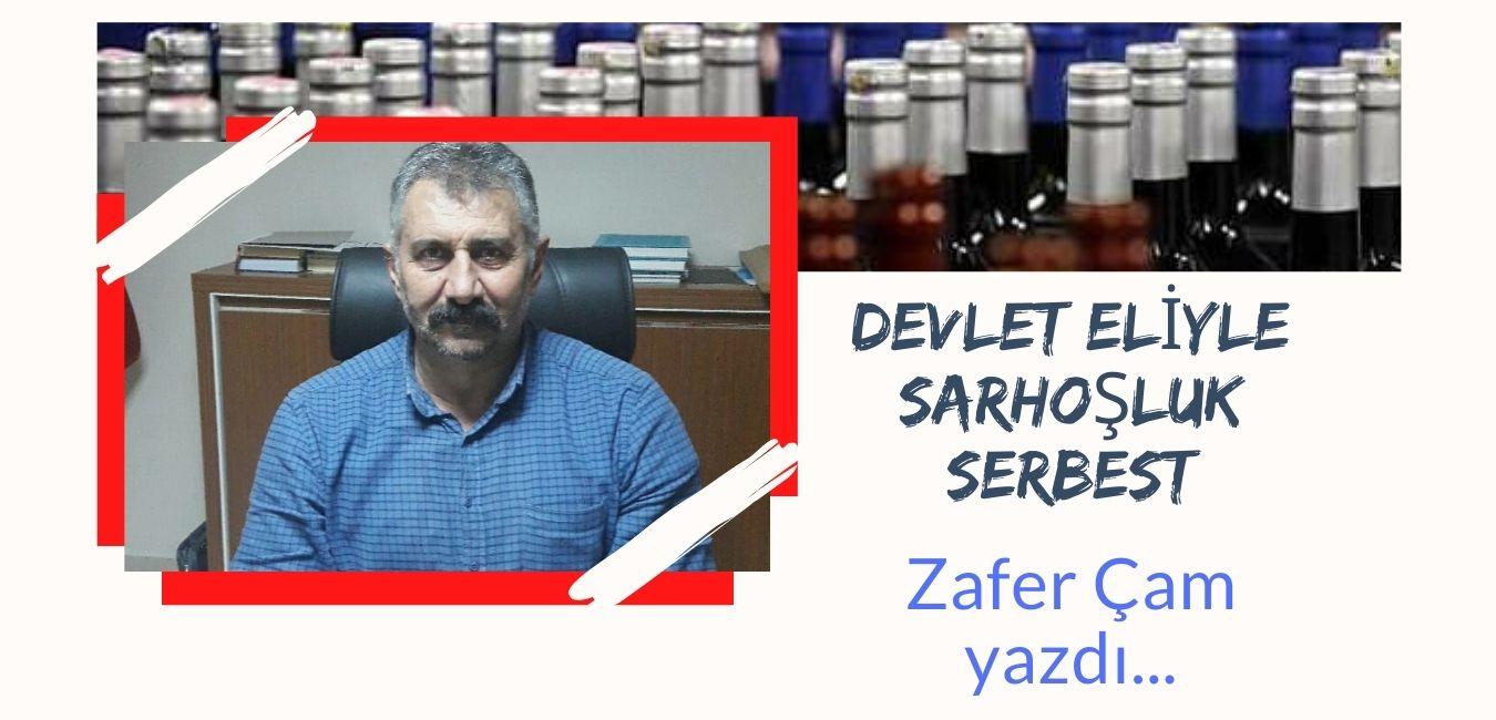 DEVLET ELİYLE SARHOŞLUK SERBEST!!