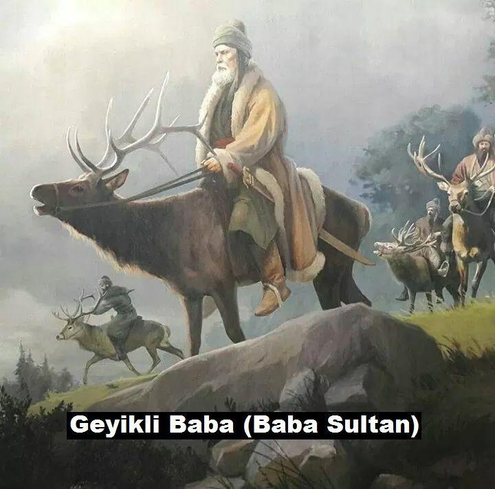 ASLEN MUCUR / GEYCEKLİ GEYİKLİ BABA !!