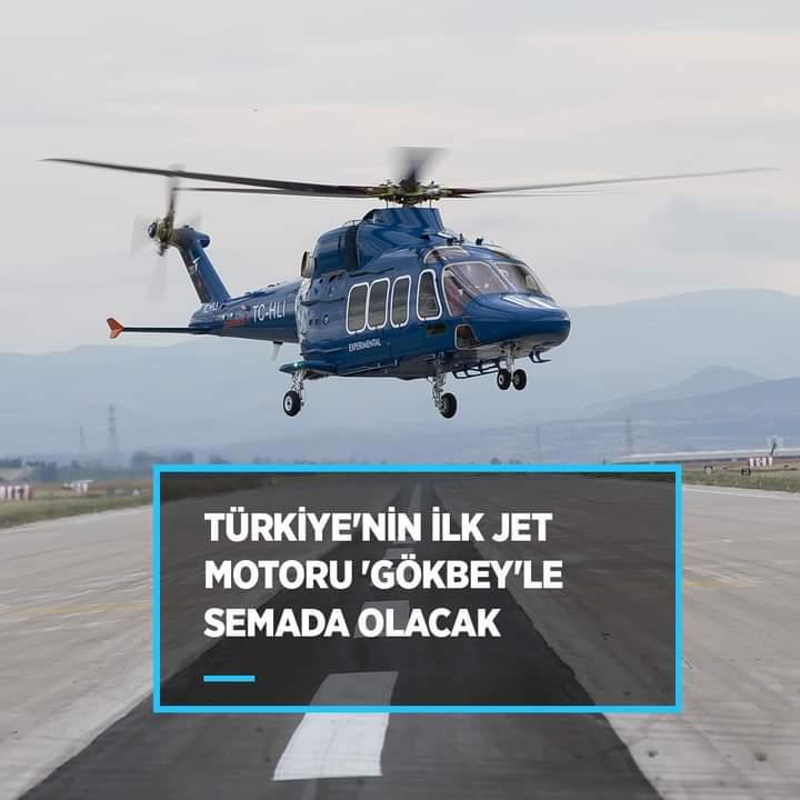 %100 YERLİ JET MOTORUMUZ GURURLA !!