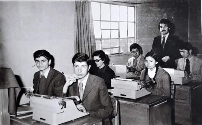 1974 KIRŞEHİR TİCARET LİSESİ / NOSTALJİ