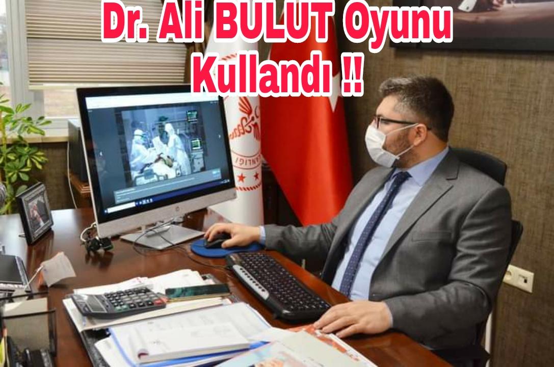 SAĞLIK MÜDÜRÜMÜZ AA' nın YILIN FOTOĞRAFI OYLAMASINA KATILDI !!