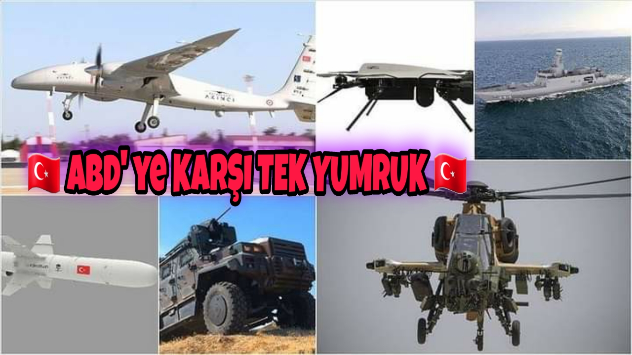 KOVBOY AMERİKA ya KARŞI MİLLİ DURUŞ !! MİLLİ HAMLE !!