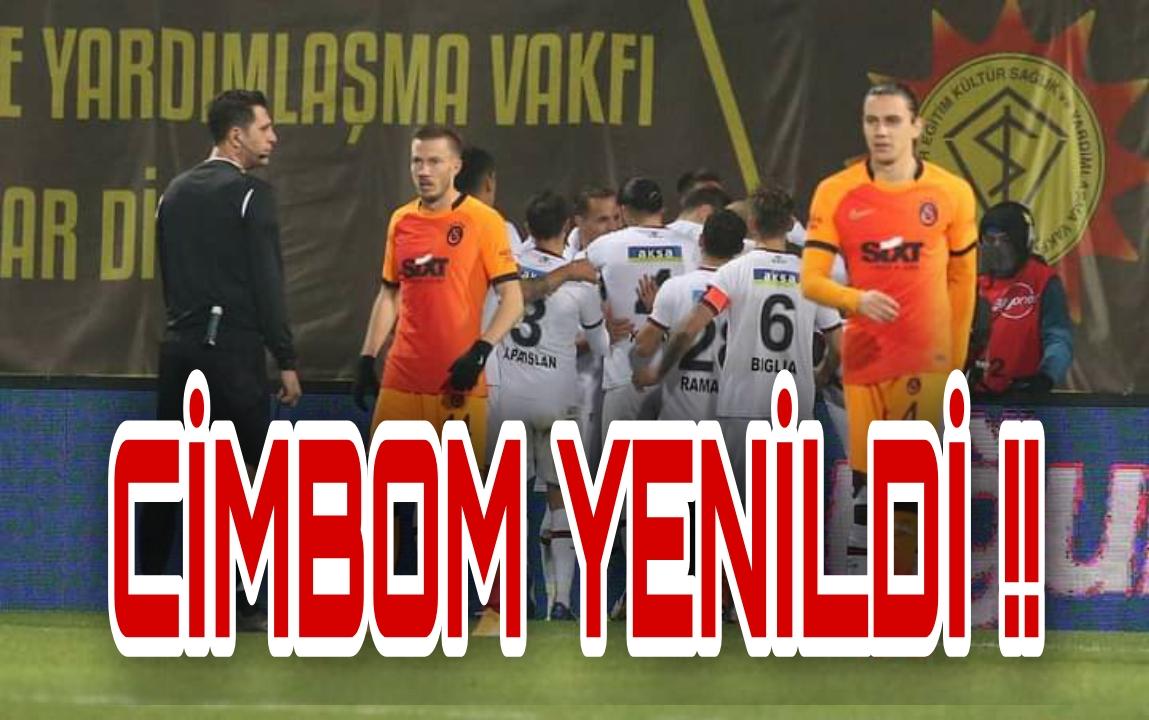 ASLAN KARAGÜMRÜK SPORA UZATMALARDA YENİLDİ !!