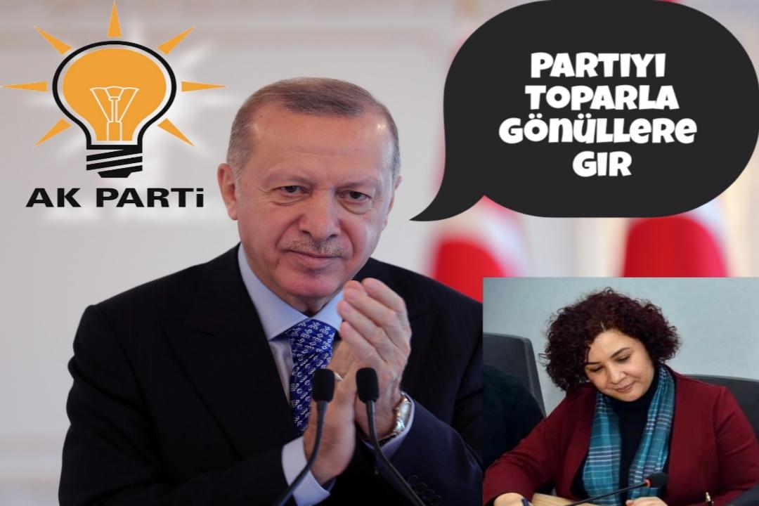 PARTİYİ TOPARLA ve GÖNÜLLERE GİR !!