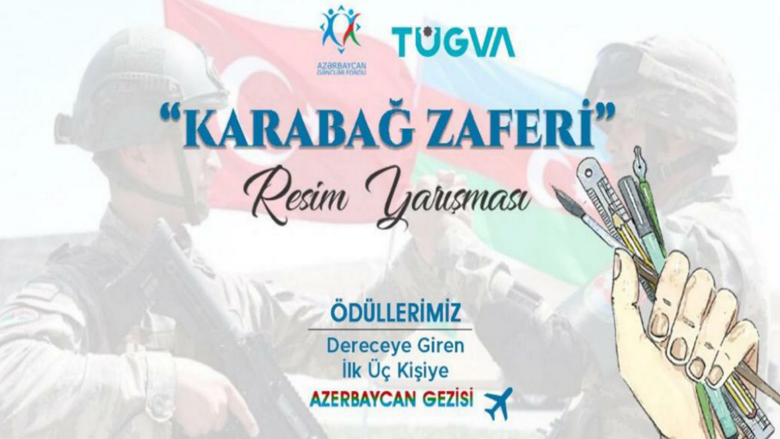 TÜGVA dan ÖDÜLLÜ AZERBAYCAN GEZİSİ !!