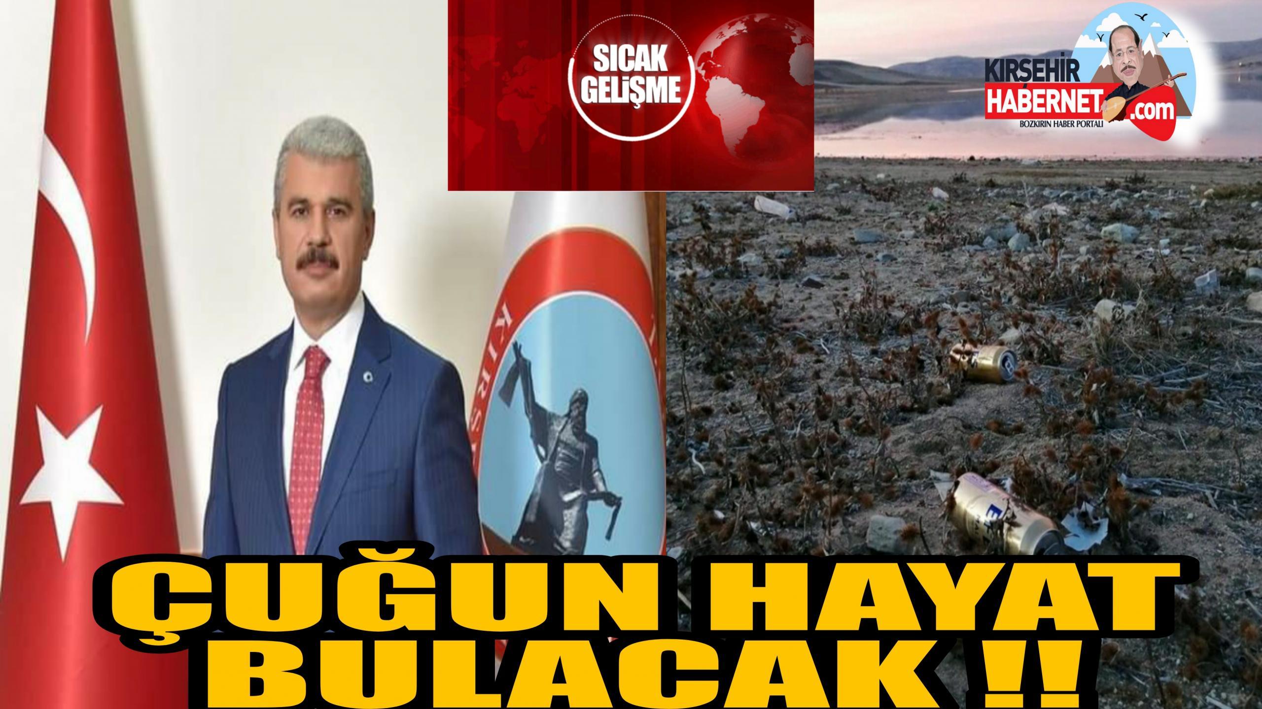 DSİ, ÖZEL İDÂRE ve JANDARMA' ya TALİMAT VERDİ !!