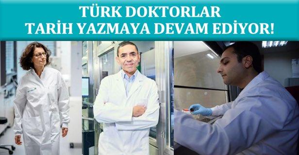 BENİ TÜRK HEKİMLERİNE EMANET EDİNİZ !!