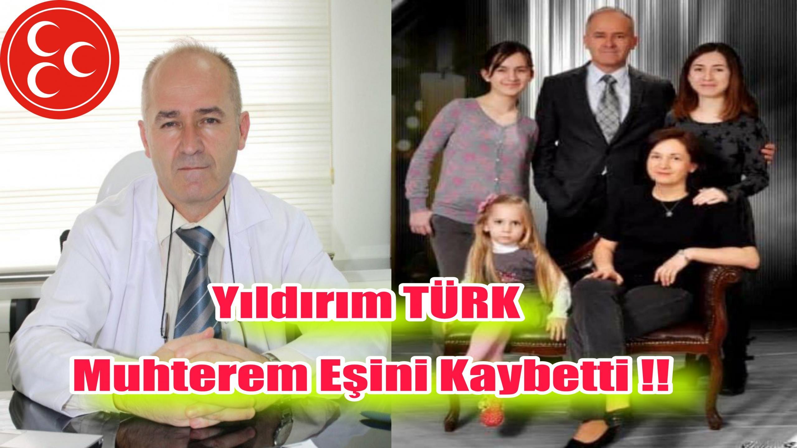 Prof.Dr. Yıldırım TÜRK' ün ACI GÜNÜ !!