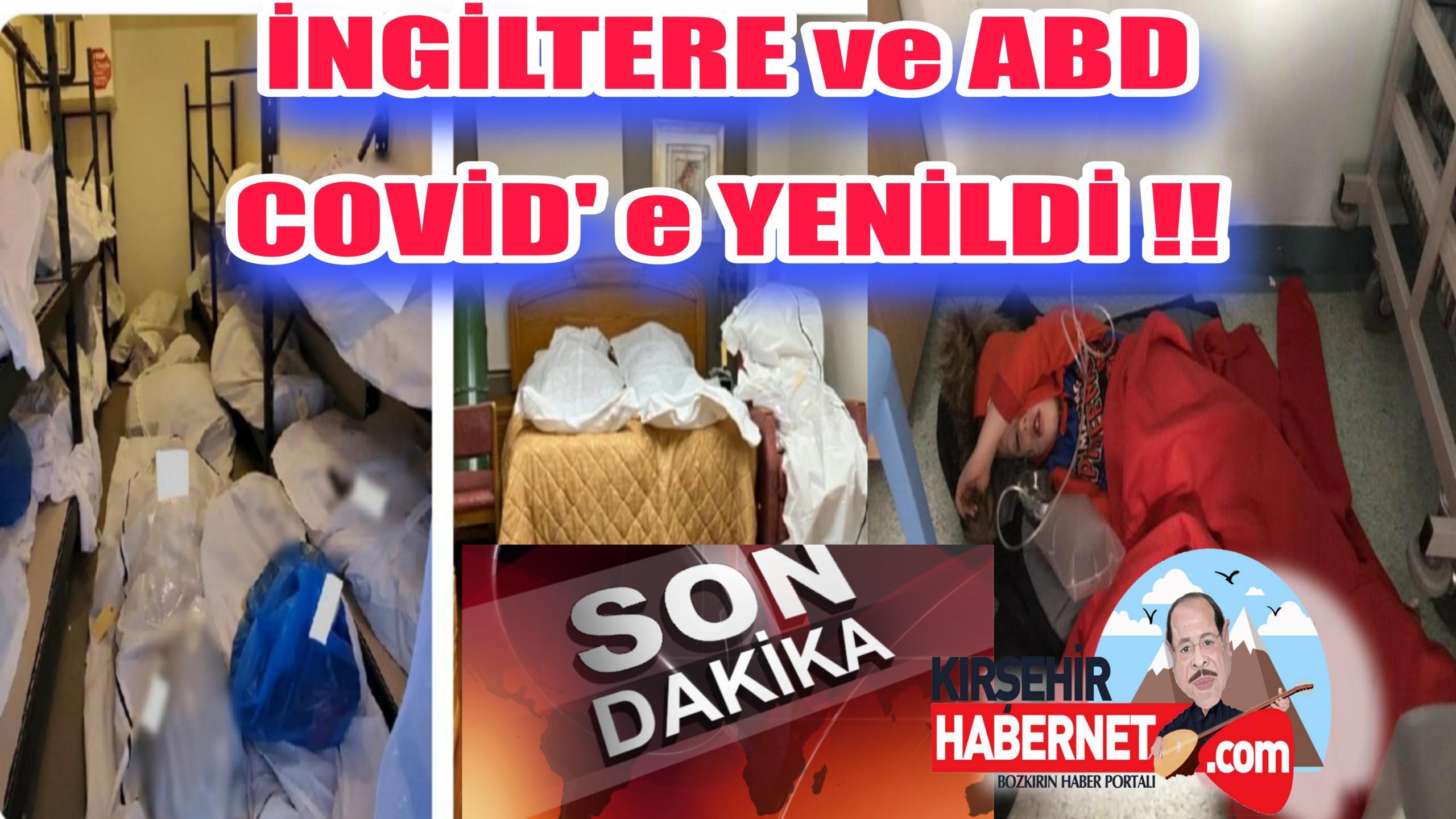 DÜNYA DEVLERİ SAĞLIKTA SIFIR ÇEKTİ !!