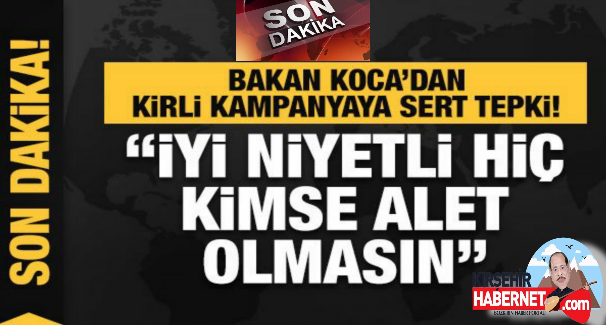 BAKANLIK GEREKÇELİ AÇIKLADI !!