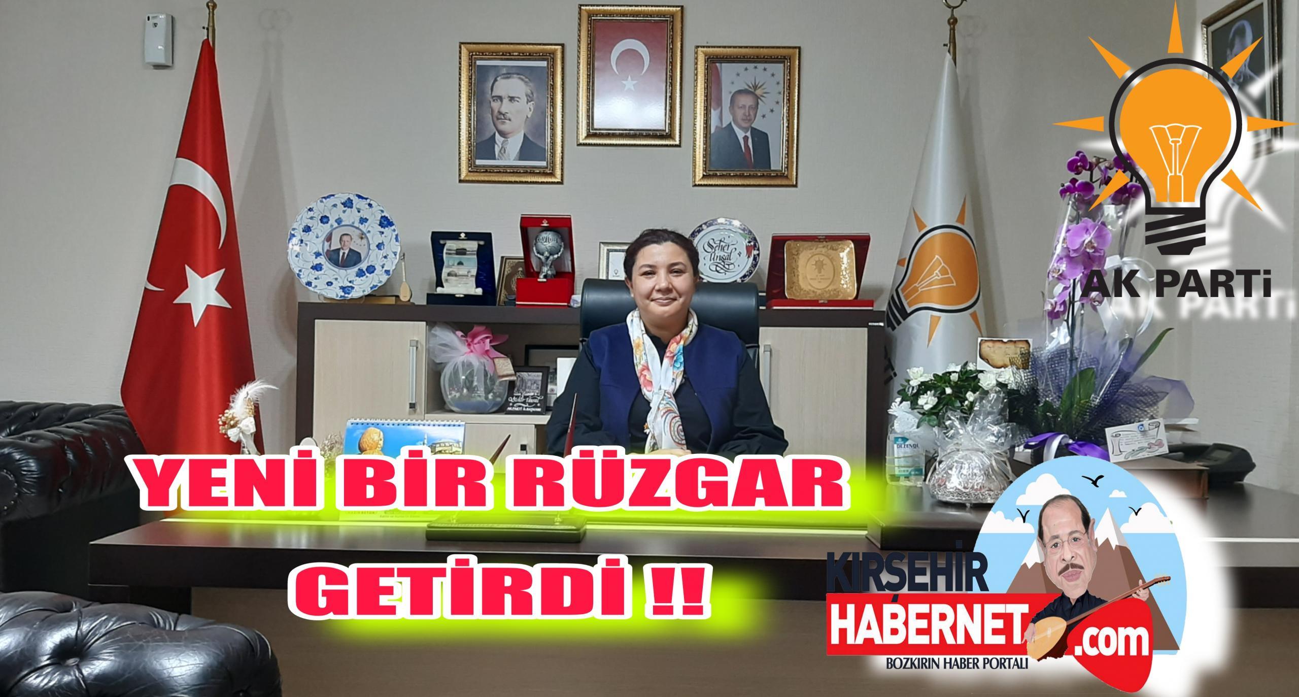BAŞKAN ÜNSAL PARTİYE HEYECAN GETİRDİ !!