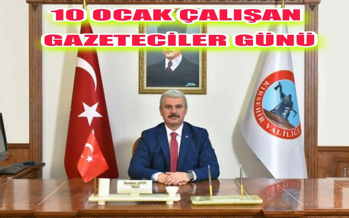 10 OCAK ÇALIŞAN GAZETECİLER GÜNÜ !!