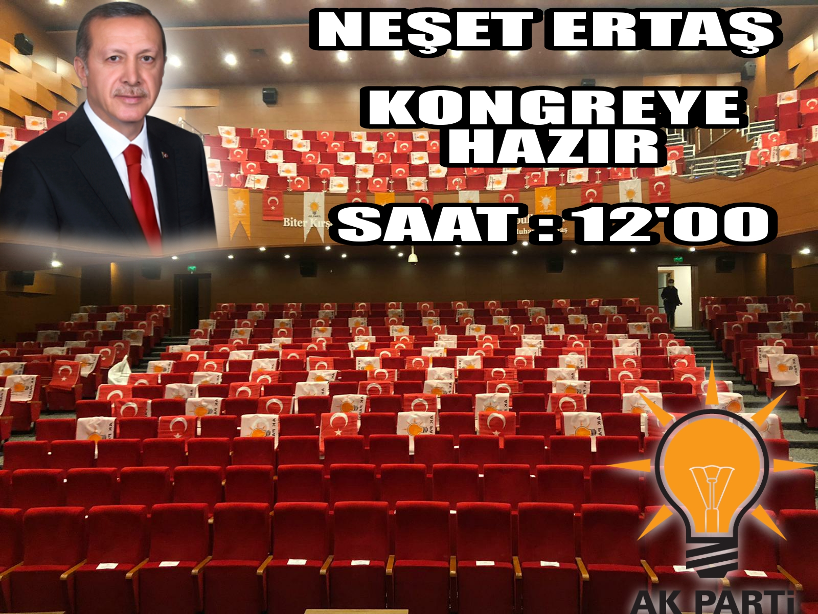 NEŞET ERTAŞ KÜLTÜR MERKEZİ HAZIR !!