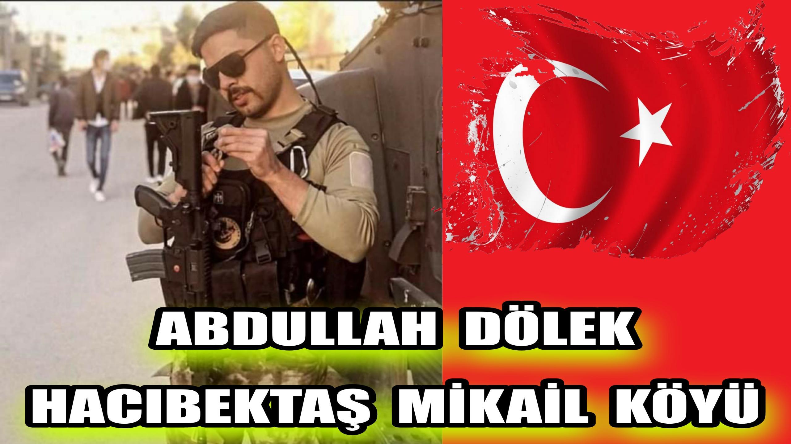ŞEHİDİN VAR TÜRKİYEM / HACIBEKTAŞ