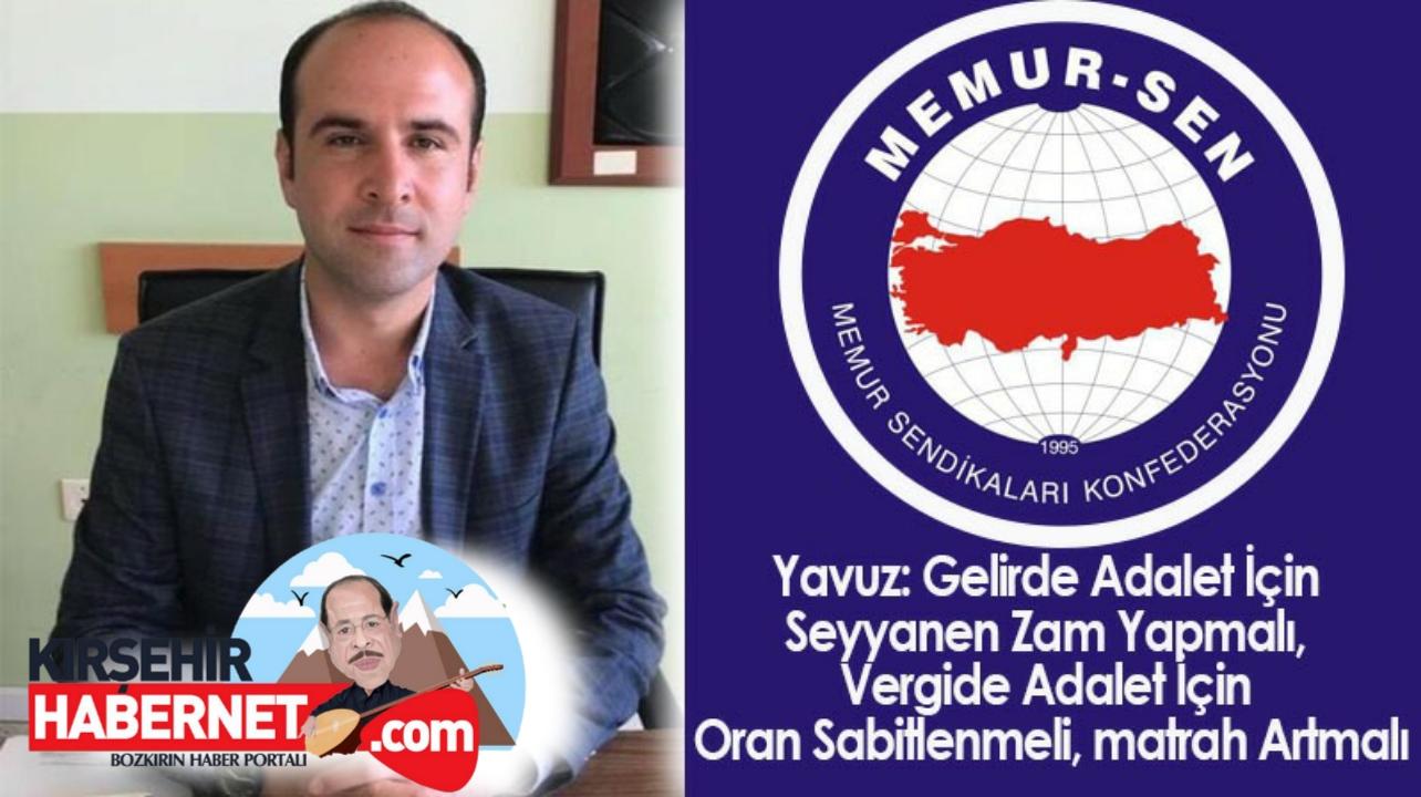 GELİRDE ADALET İÇİN SEYYANEN ZAM YAPILMALI !!