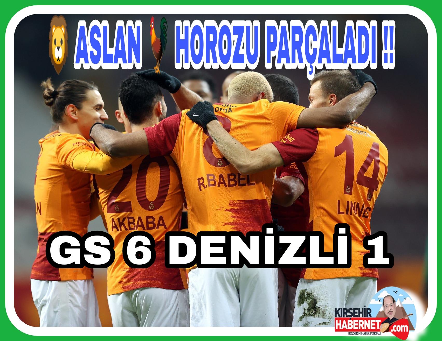 ASLAN HOROZU YEDİ !!