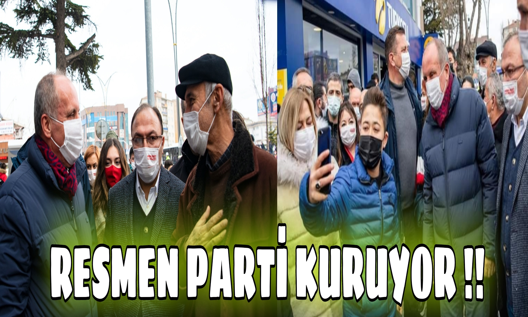 MUHARREM İNCE KIRŞEHİR' de !!