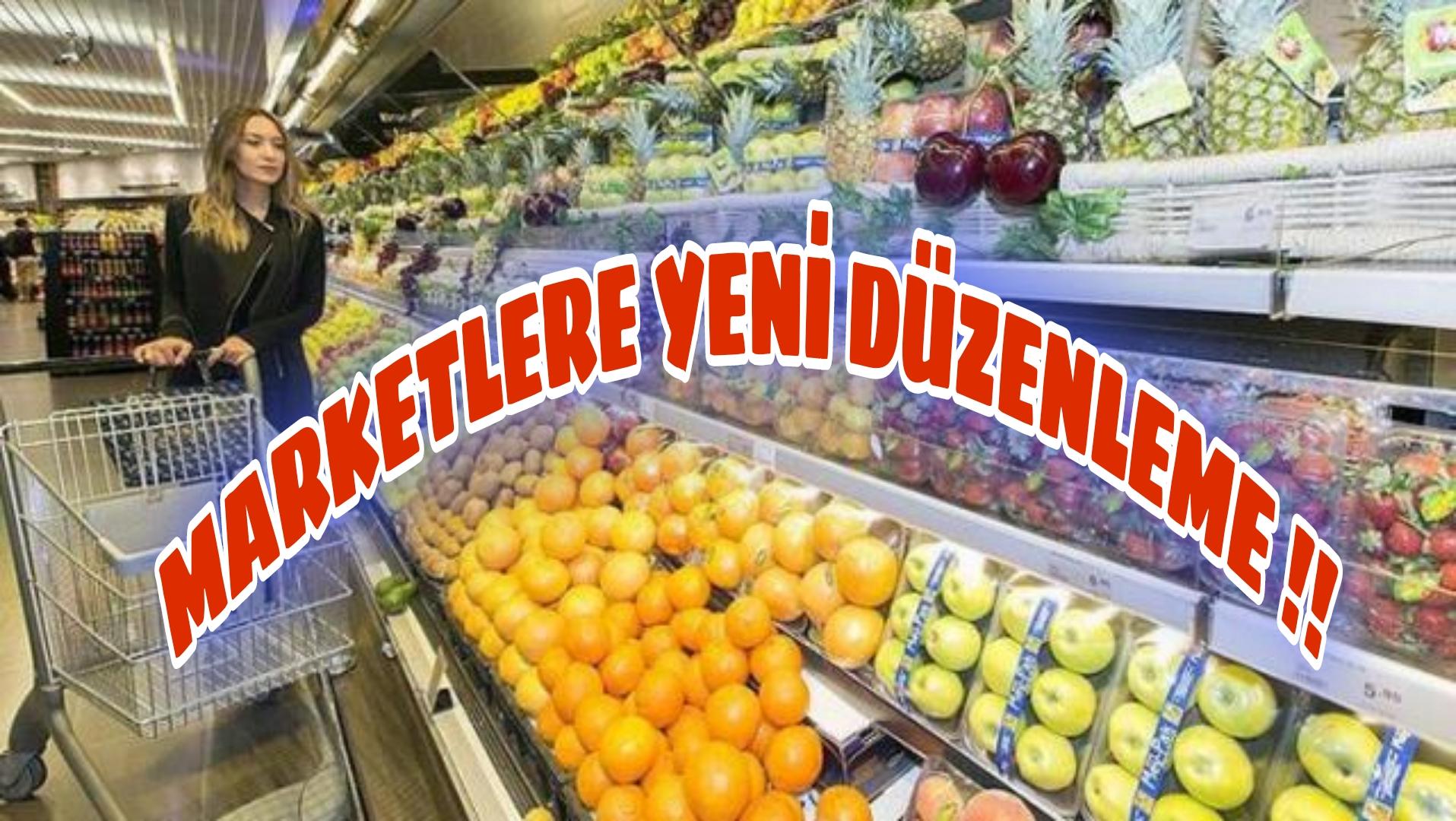 SEBZE MEYVE SATIŞINDA YENİ SİSTEM !!