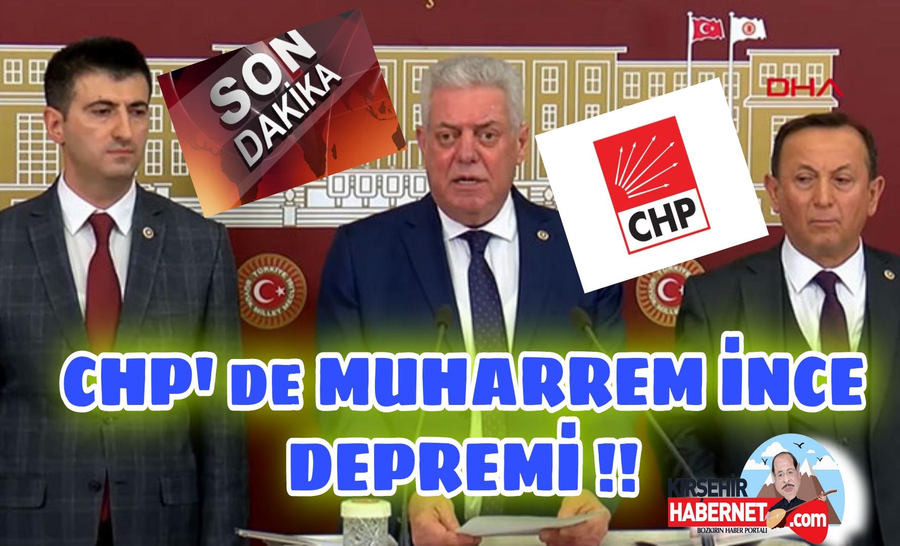 BEKLENEN İSTİFALAR BAŞLADI !!