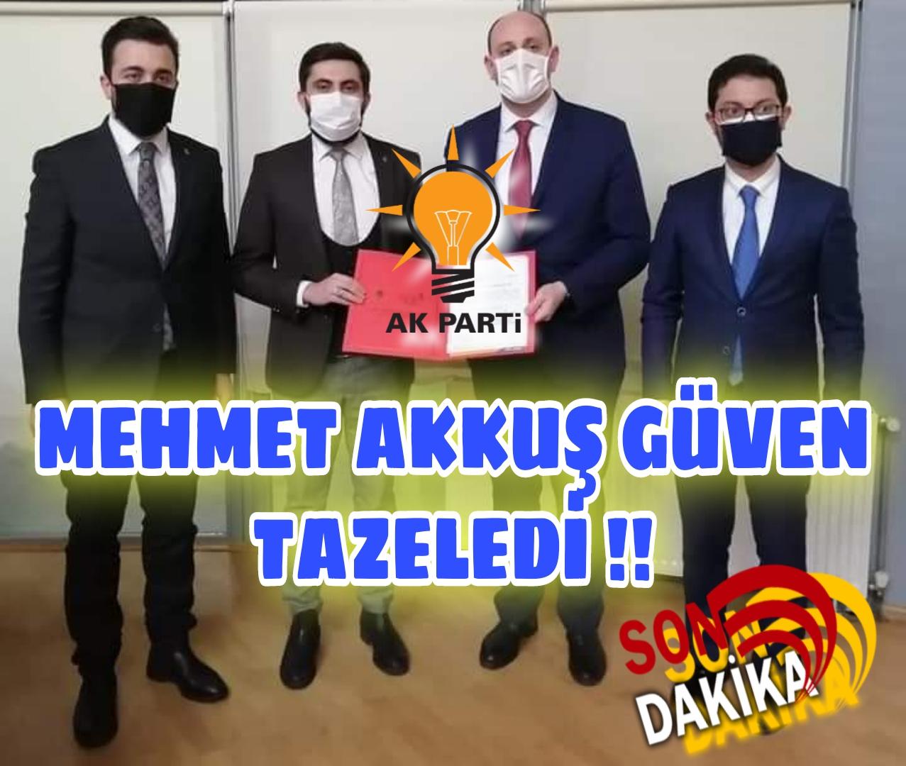 GENEL MERKEZ AKKUŞ' la YOLA DEVAM DEDİ !!
