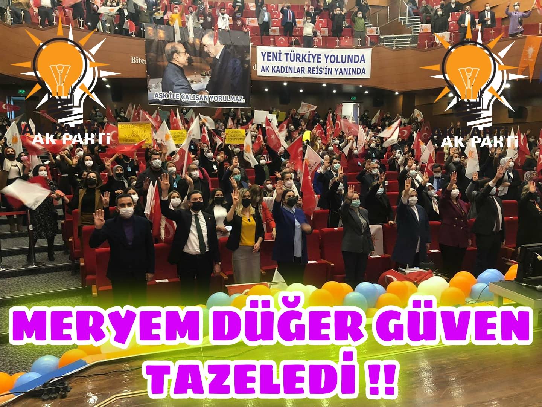 3. KEZ BAŞKAN !! GÜVEN TAZELEDİ !!