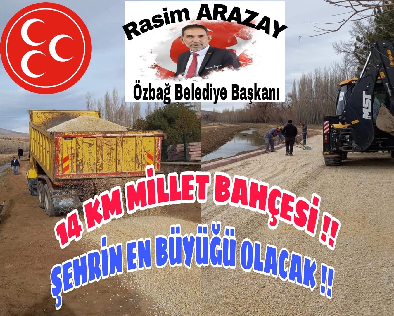 RASİM BAŞKAN' LA ÖZBAĞ ÇEHRESİ DEĞİŞİYOR !!
