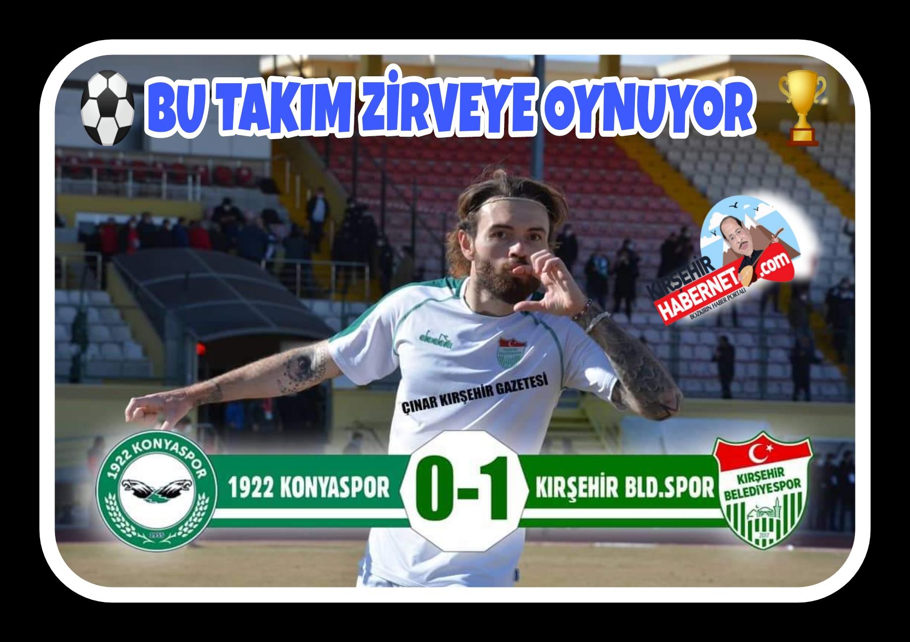 DEPLASMANDA KONYA MEVLANA ŞEKERİ YEDİK !!