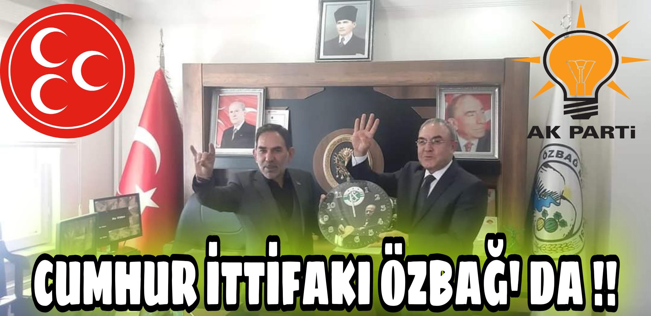 CUMHUR İTTİFAKI ÖZBAĞ' DA !!