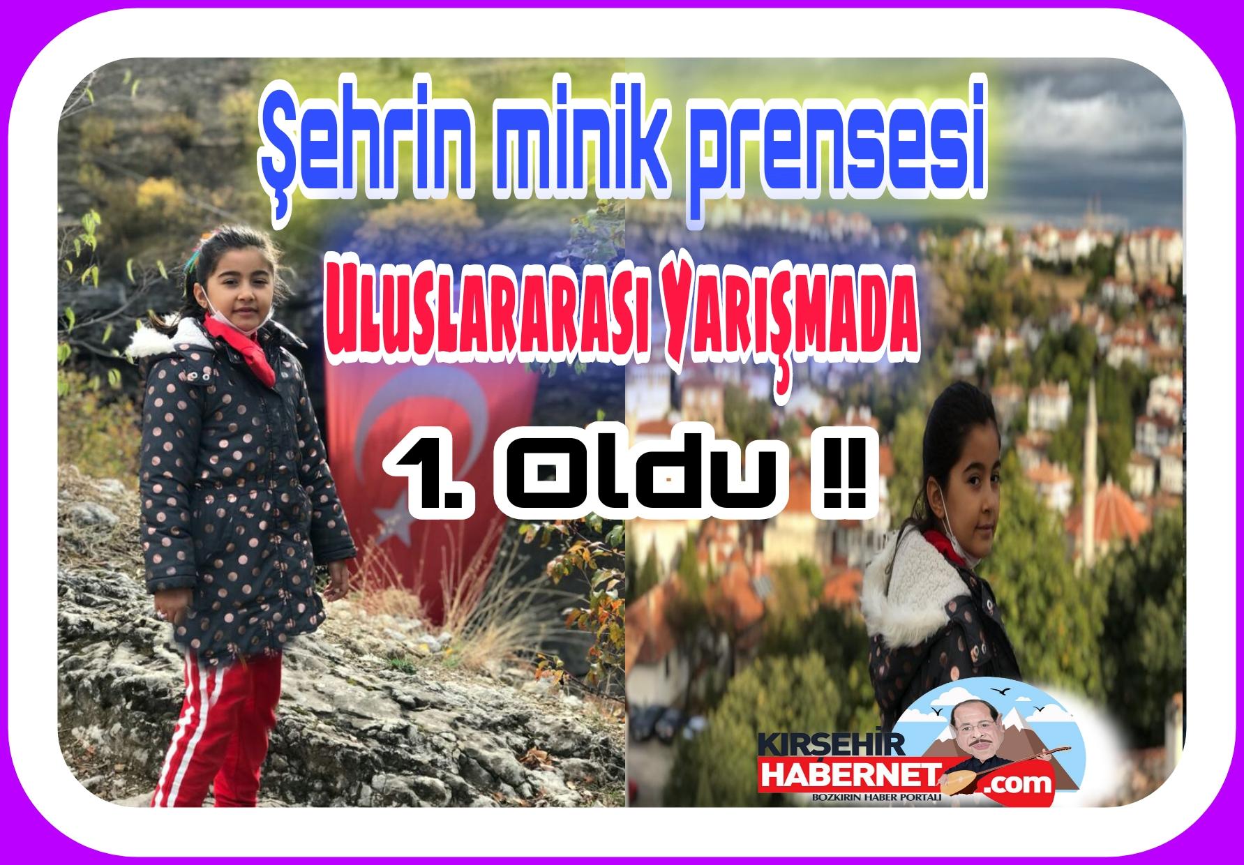 NİL DAMLA YAĞMUR 1. OLDU !!