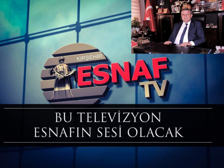 ESNAF TV İLE YENİ BİR VİZYON GELİYOR !!
