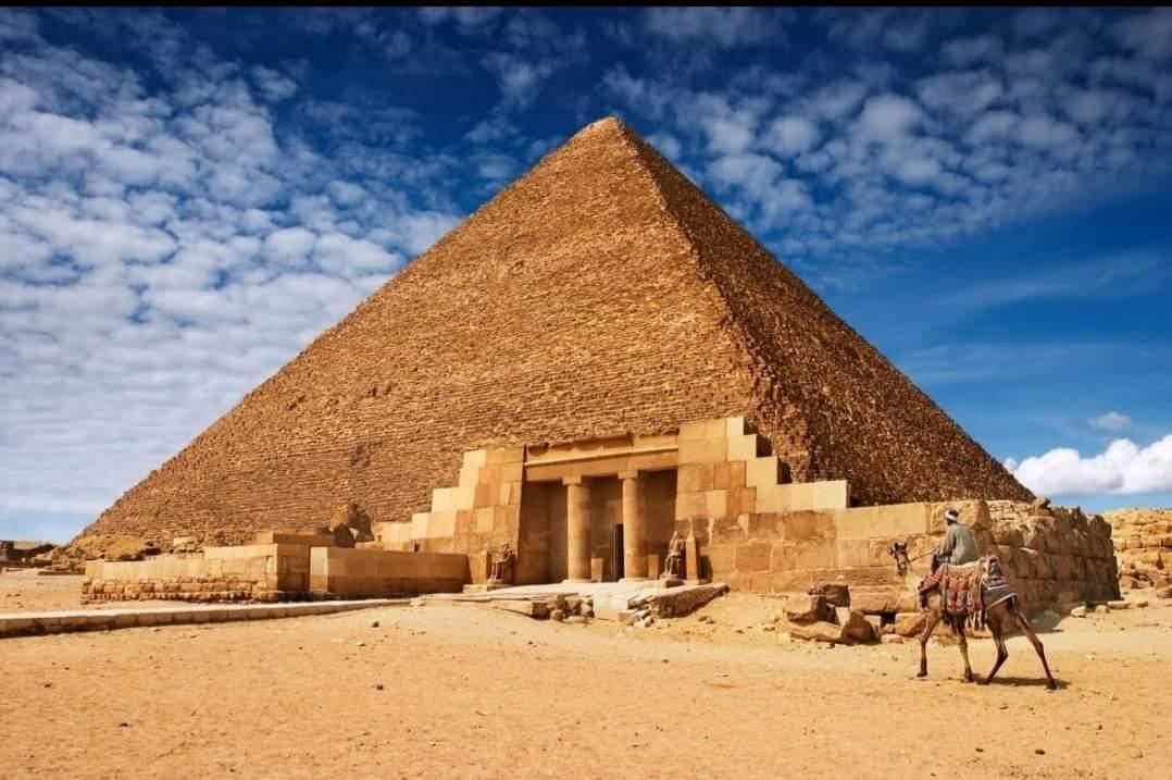 🔺 📐 Piramitlerin Gizemi MISIR 🇪🇬