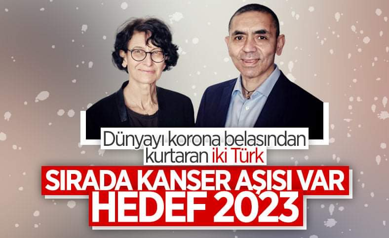 SIRADA KANSER AŞISI VAR !!